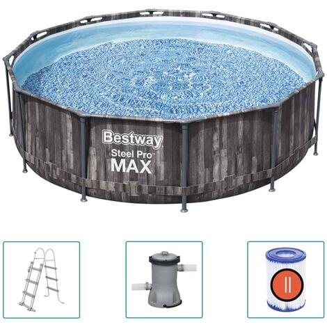 Bestway Steel Pro MAX Pool-Set 366x100 cm