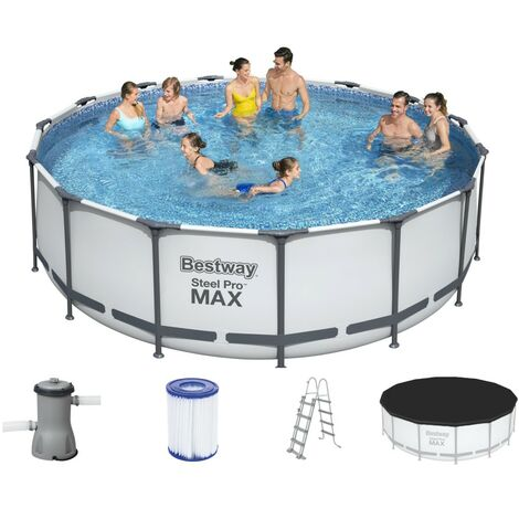 Bestway Steel Pro Pool Set 457x122 56438