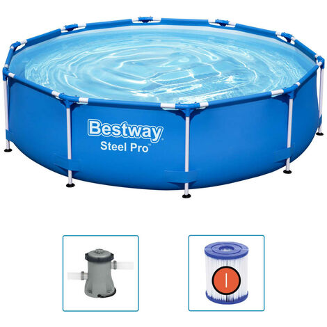 Bestway Steel Pro Swimming-Pool 305x76 cm