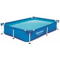 Bestway Steel Pro Swimming Pool with Steel Frame 221x150x43 cm 56401