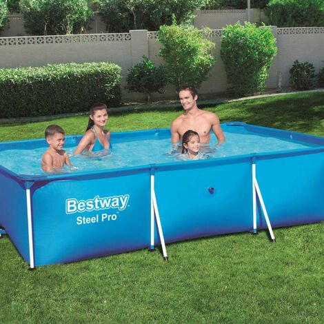 Bestway Steel Pro Swimming Pool with Steel Frame 300x201x66 cm 56404