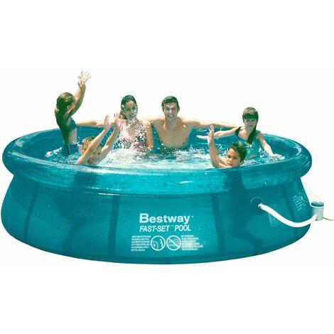Bestway Swimmingpool Gartenpool Swimming Aufstellpool Schwimmbecken 305x76 cm