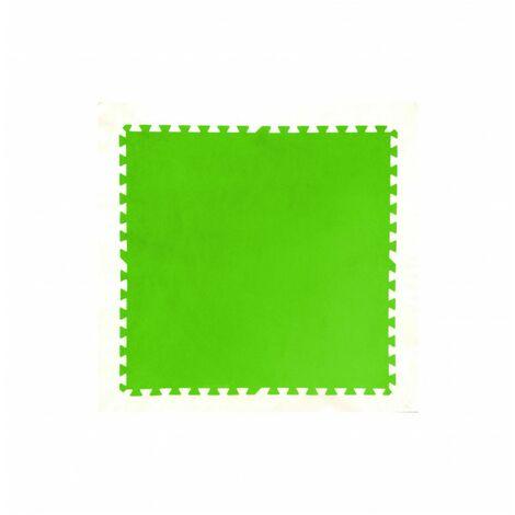 Bestway Tapis De Sol 81 cm x 81 cm (Vert) - 58265