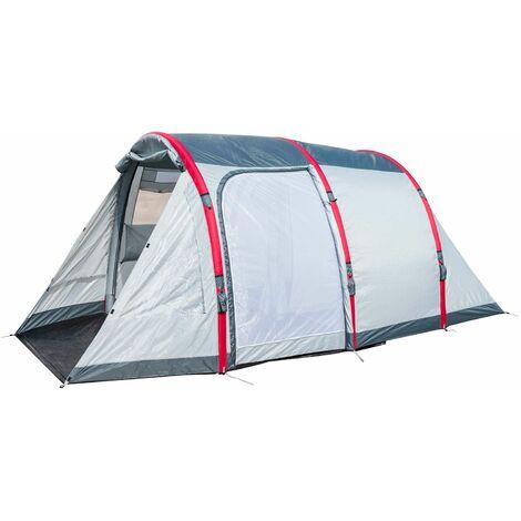 Bestway Tente De Camping Sierra Ridge Air 485 cm x 270 cm x 200 cm 4 Personnes
