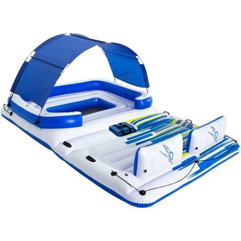 Bestway Tropical Breeze Floating Island 389x274 cm 43105 - White