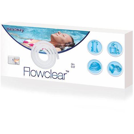 Bestway tubo pompe e filtri piscina 2mt 32mt 58369 bestway for Filtri piscina