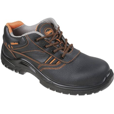Beta Tools Safety Boots 7200BKK Leather Size 10.5 072000244