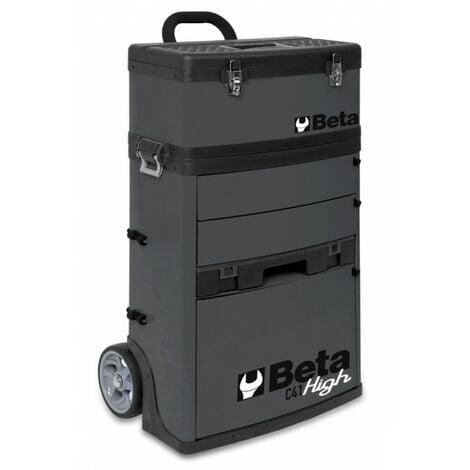 Beta 41000010 Chariot porte-outils à deux modules superposables