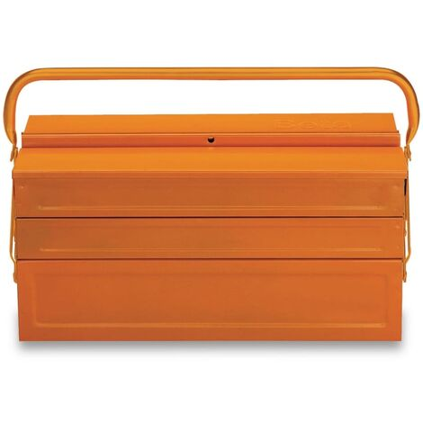 Beta C20L Five-Section Cantilever Tool Box