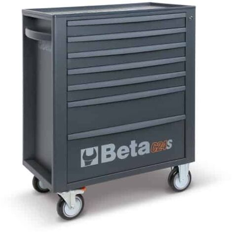 BETA C24S/7-M Servante 7 tiroirs gris anthracite - 024002037
