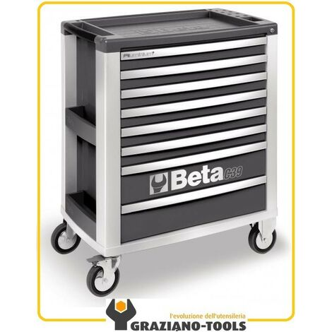 Beta cassettiera mobile con otto cassetti C39 G/8