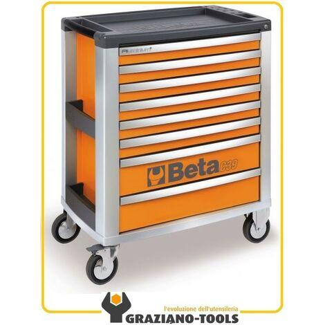 Beta cassettiera mobile con otto cassetti C39 O/8