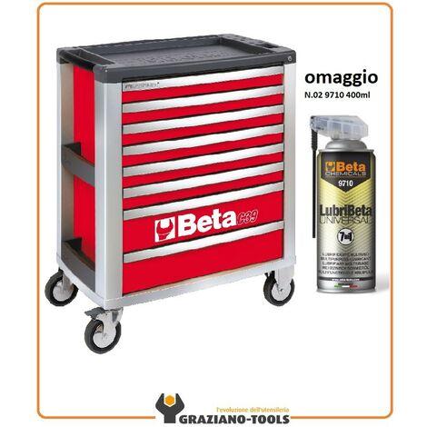 Beta cassettiera mobile con otto cassetti C39 R/8