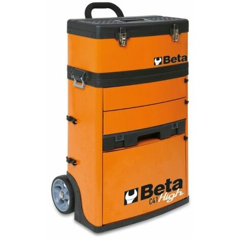 BETA Chariot porte-outils 2 modules superposables - C41H-4100H