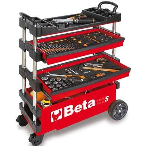BETA Chariot porte outils pliable pour l exterieur - C27S