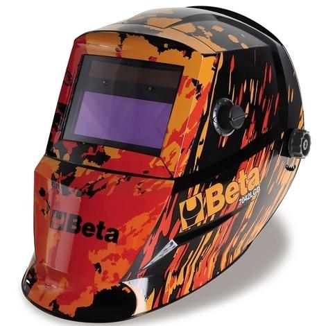 Beta masque lcd pour soudage à l'électrode - 7042lcd - 070420001