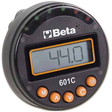 Beta rapporteur numérique pour serrages angulaires 601c - 006010100