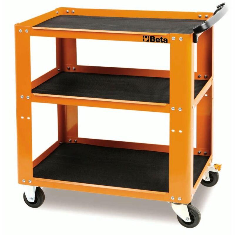 Image of Tool Trolley C51/O Orange 051000001 - Orange - Beta Tools