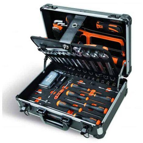 "BETA Valise alu 100 outils à main 1/4 2054E/E-100 - 020540020"""