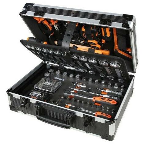 """main image of """"BETA Valise aluminium 163 outils à main 2056E/F-20 - 020560150"""""""