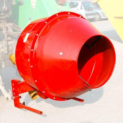 Betonmischer Zementmischer Mörtelmischer 300 Liter hydraulisch Zapfwellenantrieb