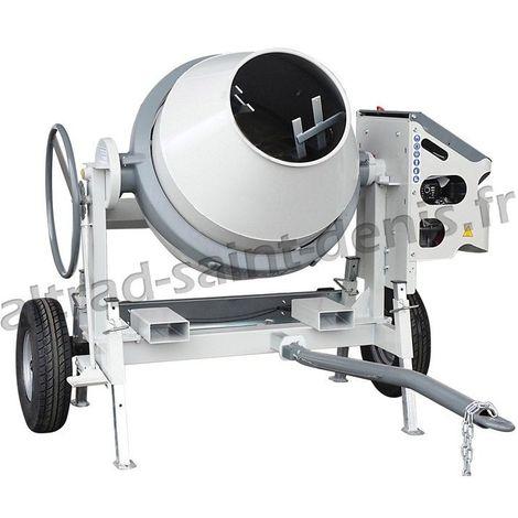 Bétonnière 350L pro électrique tractable ALTRAD - ST35L1E01