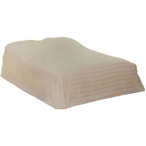 Bett- und Sofaüberwurf Jacquard Tagesdecke 210 x 280 cm !!!Achtung EAN auf Verpackung bei allen 3 Va
