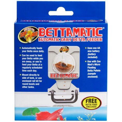 Bettamatic betta feeder bf1