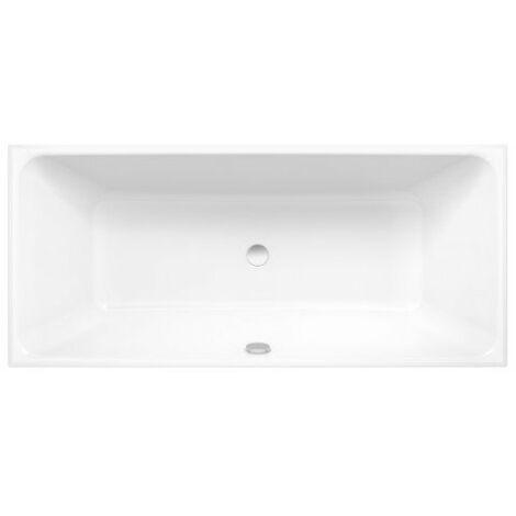 Bette Loft vasca da bagno, 180x80x80x42 cm, 3172-, colorazione: Bianco con BetteGlasur Plus - 3172-000Plus