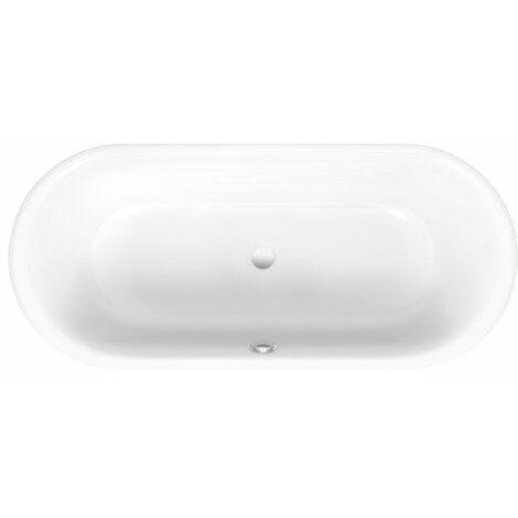 Bette Lux Oval, baignoire 170x75x45cm, 3465-, Coloris: Blanc - 3465-000