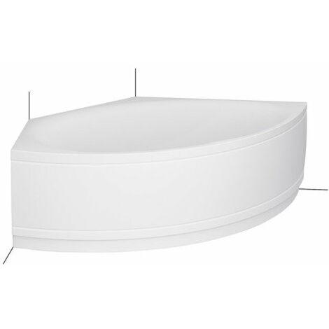 Bette Piscine III Bain Confort 6056CCVV, 160x113x45cm, gauche, Coloris: Blanc avec BetteGlasur Plus - 6056-000CCVV,Plus