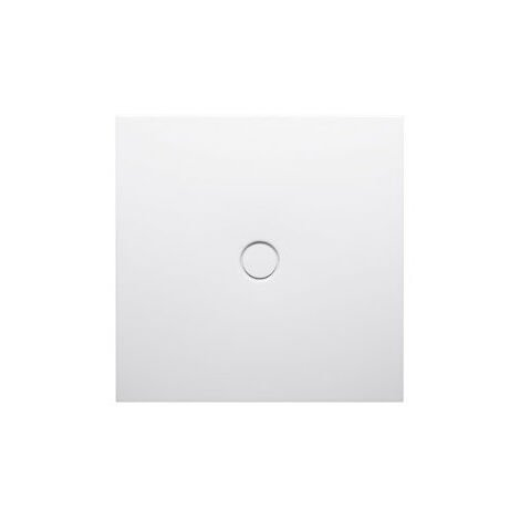 Bette Receveur de douche au sol avec glaçurePlus 5793, 130x80cm, Coloris: Blanc - 5793-000PLUS