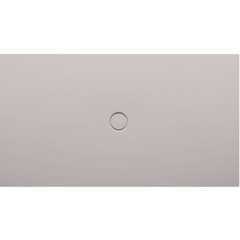 Bette Receveur de douche au sol avec glaçurePlus 5946, 150x100cm, Coloris: argentés - 5946-410PLUS