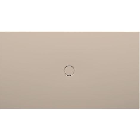 Bette Receveur de douche au sol avec glaçurePlus 5946, 150x100cm, Coloris: beige - 5946-422PLUS