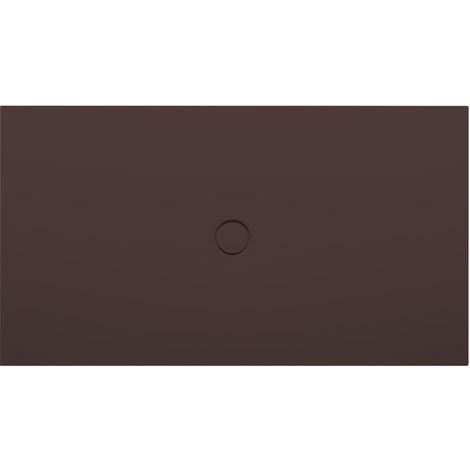 Bette Receveur de douche au sol avec glaçurePlus 8631, 110x90cm, Coloris: anthracite - 8631-401PLUS