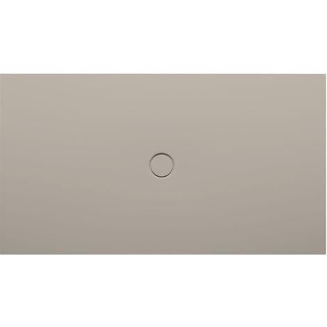 Bette Receveur de douche au sol avec glaçurePlus 8631, 110x90cm, Coloris: pierre à feu - 8631-414PLUS