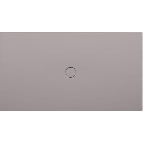 Bette Receveur de douche au sol avec glaçurePlus 8631, 110x90cm, Coloris: quartz - 8631-412PLUS