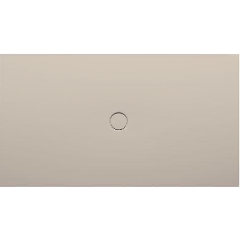 Bette Receveur de douche au sol avec glaçurePlus 8631, 110x90cm, Coloris: sabler - 8631-424PLUS