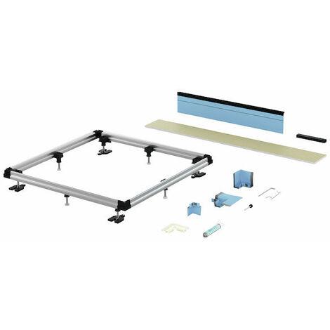 Bette Sistema de instalación de suelo Universal, rango de ajuste 75-215mm, 80x70cm - B50-6022