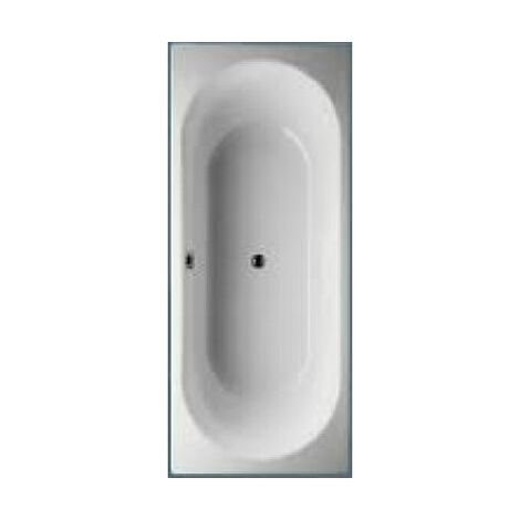 Bette Starlet baignoire rectangulaire, 175x80cm, 1450, Coloris: Blanc avec BetteGlasur Plus - 1450-000Plus
