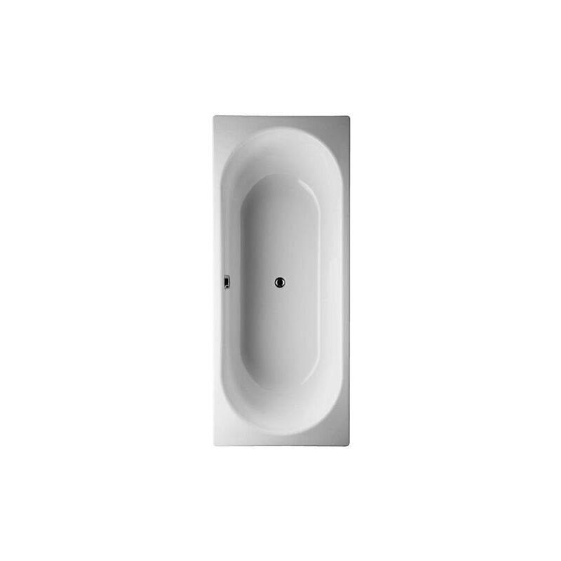 Starlet bañera rectangular, 165x70cm, 1230, color: Blanco - 1230-000 - Bette