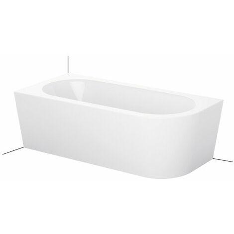Bette Starlet IV Silhouette, 175x80cm, bañera independiente, 6660CERVK, color: Blanco con BetteGlasur Plus - 6660-000CERVK,Plus