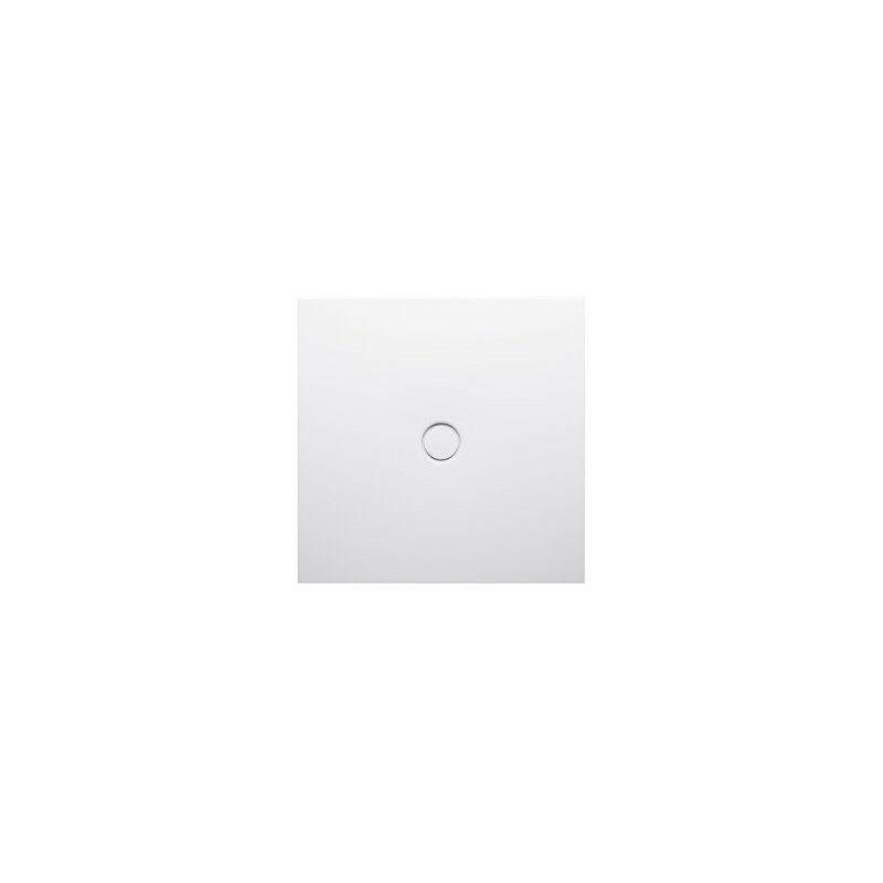 Suelo plato de ducha 8732, 110x75cm, color: plateado - 8732-410 - Bette