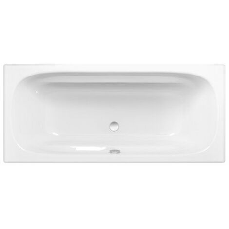 Bette Vasca da bagno Duo, 180x80x80x42 cm, 3820-, colorazione: Bianco con BetteGlasur Plus - 3820-000,Plus