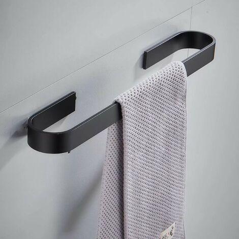 Betterlife Porte-papier hygiénique Porte-serviettes Tenture murale Porte-serviettes Étagère Porte-serviettes de bain pour cuisine, salle de bain et chambre=