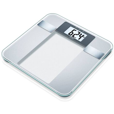 Beurer Analysis Bathroom Scales BG13 Glass 760.30