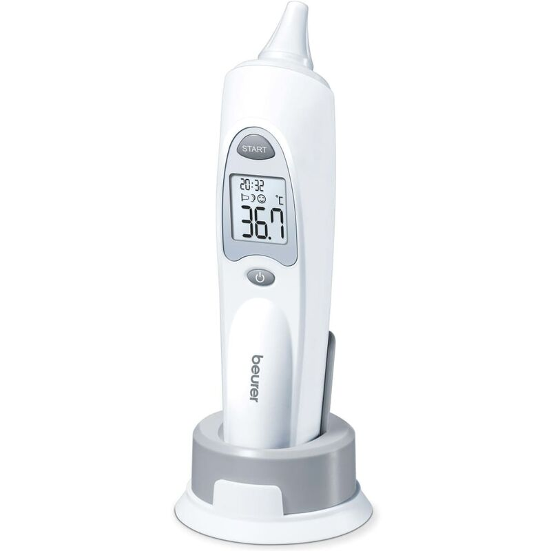 Image of Beurer Ear Thermometer FT 58 White - White