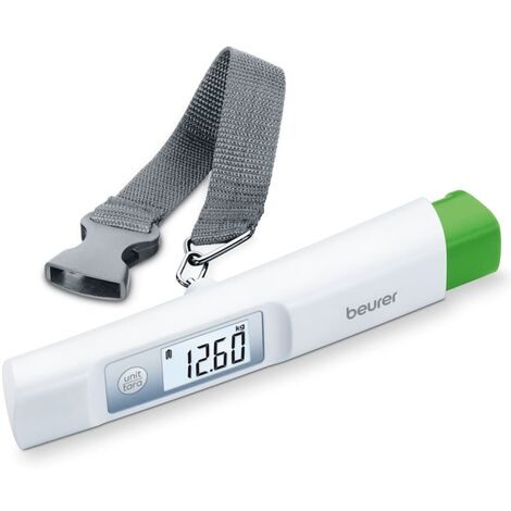 Beurer Eco Luggage Scales LS 20 White
