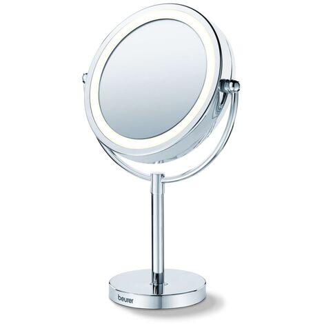 Beurer Espejo cosmético con luz 17 cm BS 69