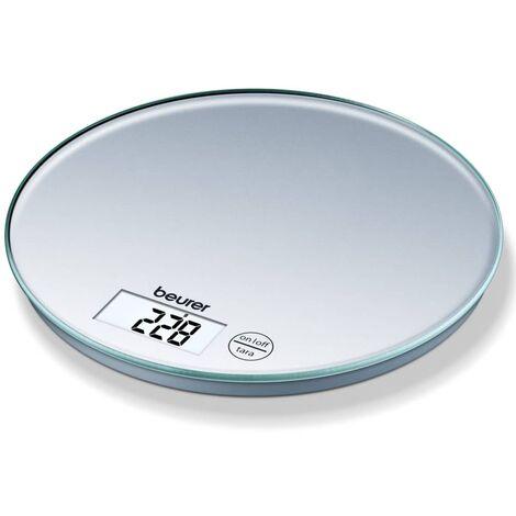 Beurer Kitchen Scales KS 28 5kg Silver